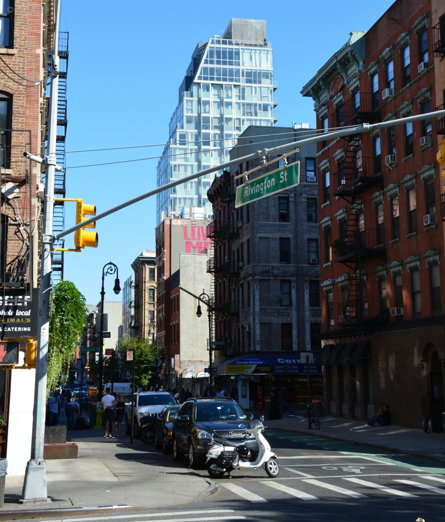 Authentische Nachbarschaft in New York City – Lower East Side. usa staedtereisen karibik mittelamerika  tui berlin new york hotel on rivington rivington street