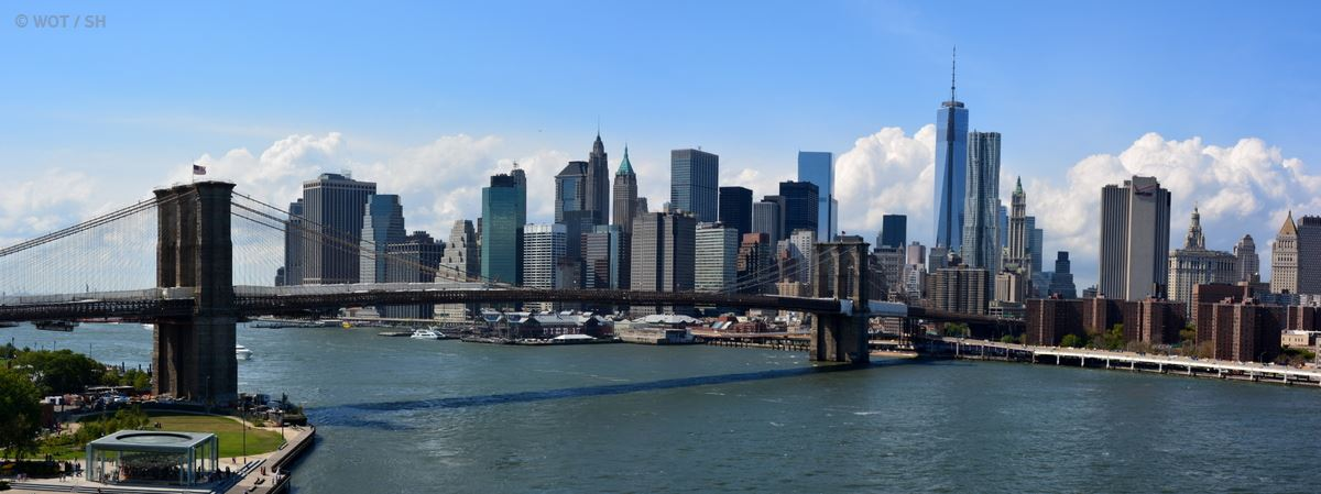 Authentische Nachbarschaft in New York City – Lower East Side. usa staedtereisen karibik mittelamerika  tui berlin new york panorama downtown manhattan brooklyn bridge