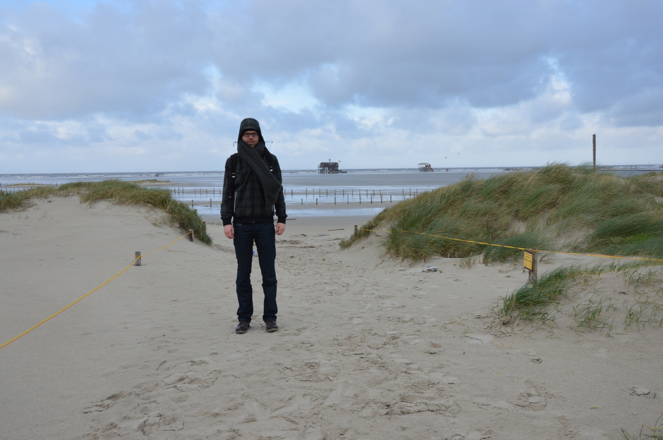 Von Watt, Wind und Wellen   Nordseeurlaub im Oktober land und leute europa deutschland  tui berlin sankt peter ording strand dennis henschel