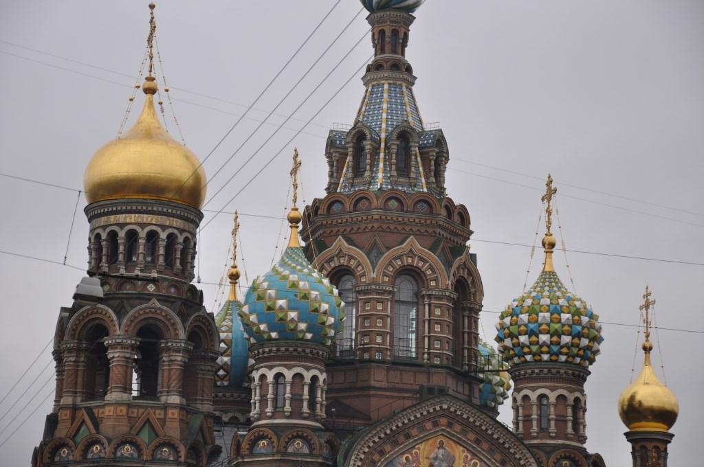 Sankt Petersburg. Kurzreise mit Widrigkeiten. Aber auch mit Glanz und Gloria. staedtereisen europa  tui berlin sankt petersburg auferstehungs kathedrale details