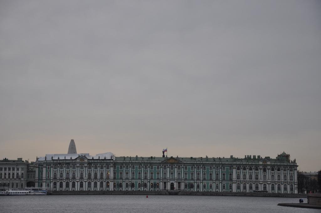 Sankt Petersburg. Kurzreise mit Widrigkeiten. Aber auch mit Glanz und Gloria. staedtereisen europa  tui berlin sankt petersburg eremitage