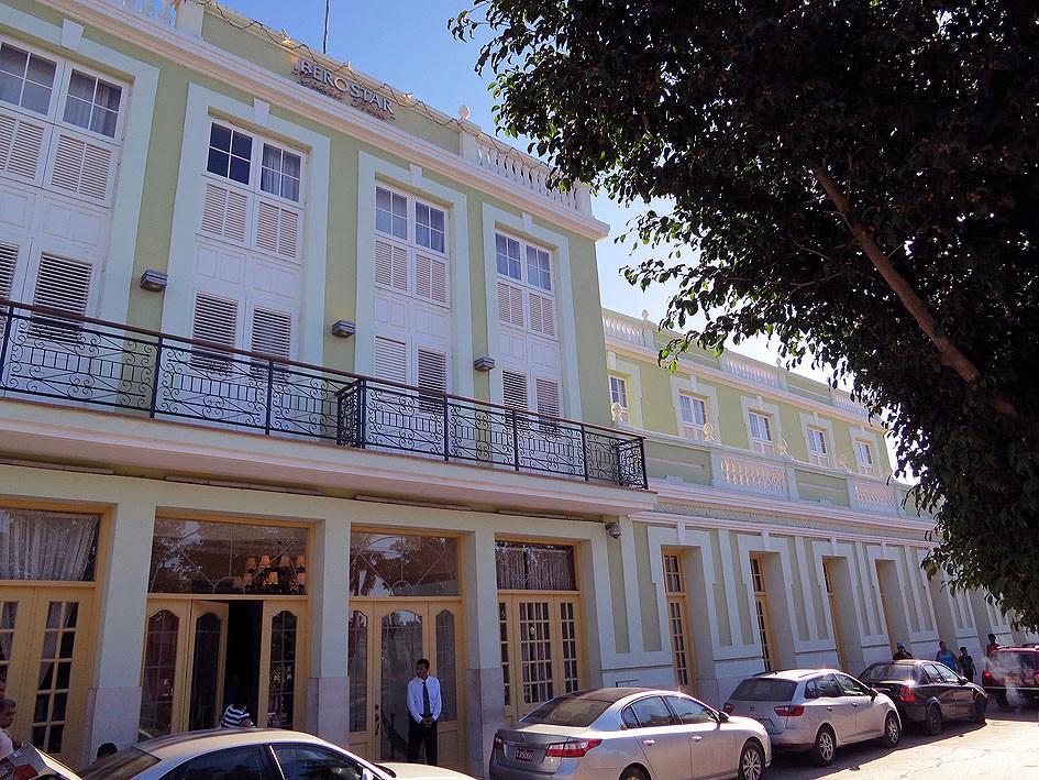 Cuba. Libre? Alles eine Frage der Mobilität staedtereisen sonne kuba karibik mittelamerika  tui berlin kuba rundreise havanna hotel iberostar parque central