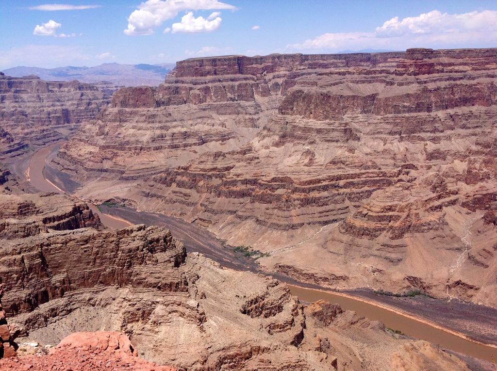 Five Weeks In The USA usa staedtereisen land und leute karibik mittelamerika  tui berlin usa amerika grand canyon ausblick
