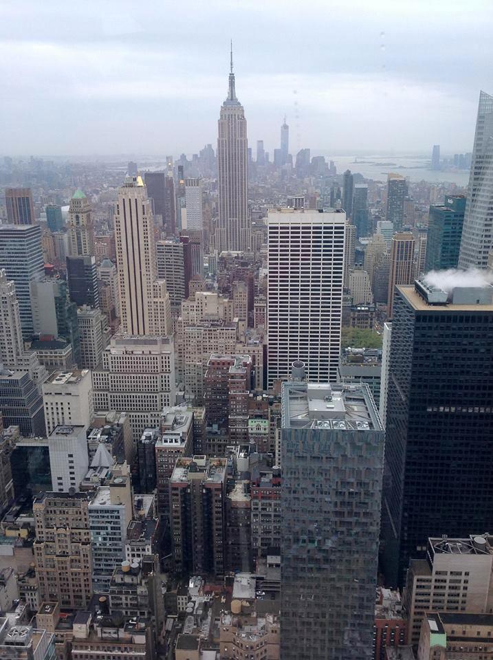 Five Weeks In The USA usa staedtereisen land und leute karibik mittelamerika  tui berlin usa amerika new york city ausblick rockefeller centre