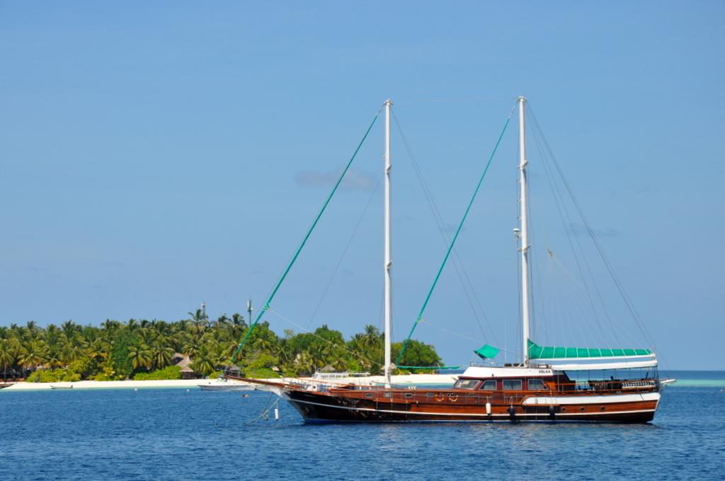 Malediven. Bring mich auf die Palme. Banyan Tree und Angsana. strand sonne malediven indischer ozean orient honeymoon 2  tui berlin Malediven Banyan Tree Vela