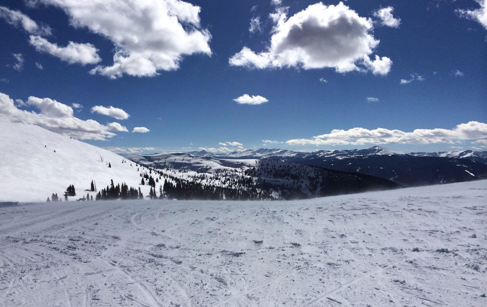 TUI, Reisebüro, World of TUI, USA, Beaver Creek, Amerika, Vail, Colorado, Rocky Mountains, Skireise, Winterurlaub, Snowboard