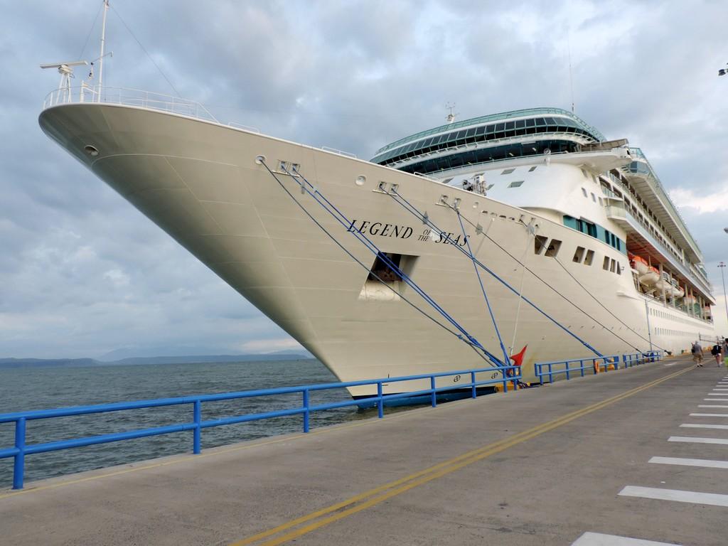 Durch den Panamakanal von Fort Lauderdale nach San Diego. usa sonne kreuzfahrt karibik mittelamerika  tui berlin fort lauderdale san diego kreuzfahrt 1