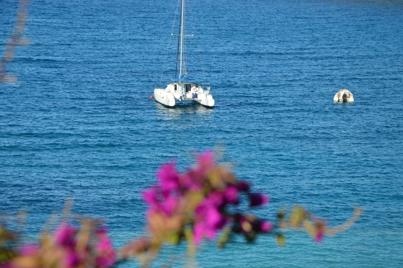 Glücklich Kochen auf Kreta strand sonne griechenland familie europa  tui berlin kreta daios cove katamaran tour