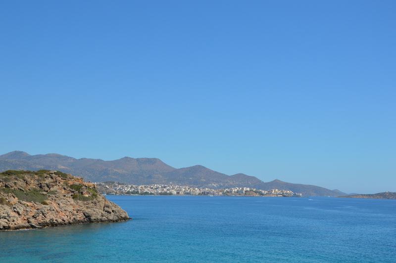 Glücklich Kochen auf Kreta strand sonne griechenland familie europa  tui berlin kreta griechenland daios cove bucht ausblick