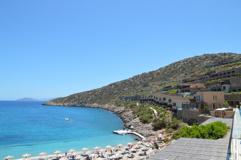 Glücklich Kochen auf Kreta strand sonne griechenland familie europa  tui berlin kreta griechenland daios cove villen bucht