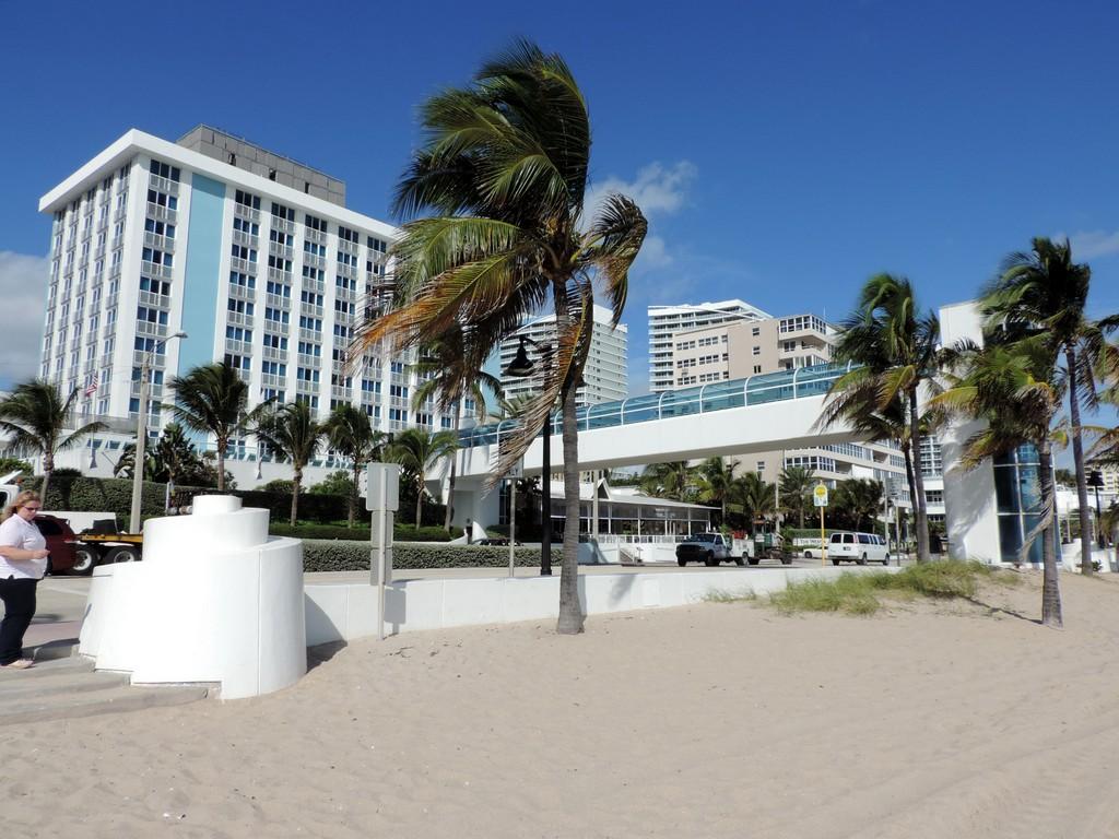 Durch den Panamakanal von Fort Lauderdale nach San Diego. usa sonne kreuzfahrt karibik mittelamerika  tui berlin miami florida westin beach resort 1