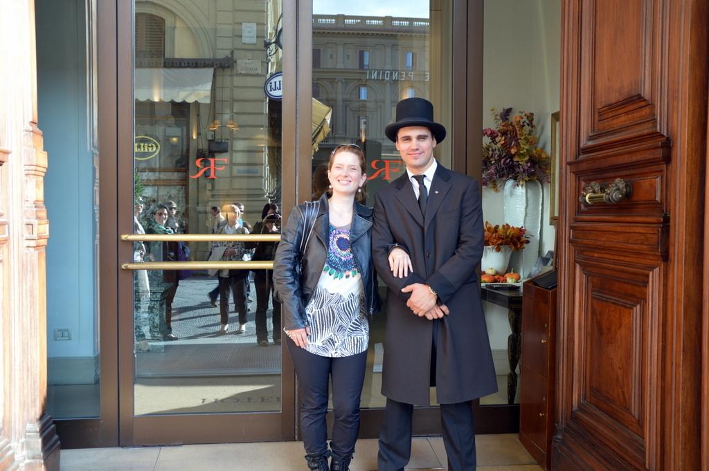 Meine Erlebnisse auf der Silver Spirit. staedtereisen kreuzfahrt europa  tui berlin silver spirit kreuzfahrt hotel savoy rocco forte florenz 1