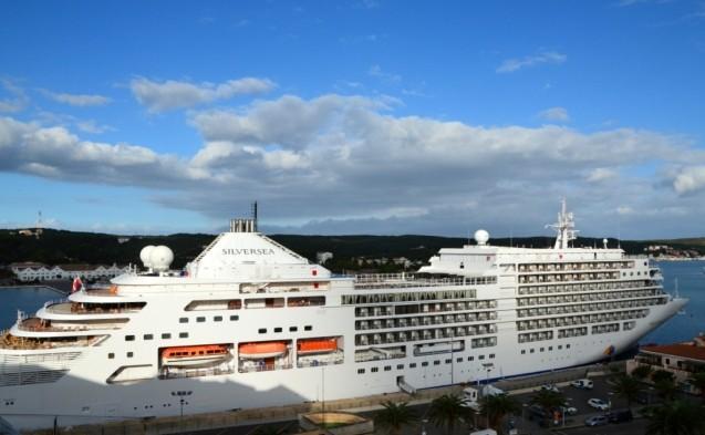 TUI, Reisebüro, World of TUI, TUI Cruises, Kreuzfahrt, SIlver Spirit, Rom, Mallorca, Mittelmeer, Menorca, Florenz, Monaco, Sibylle Georgi, Reisebericht, Erlebnisbericht
