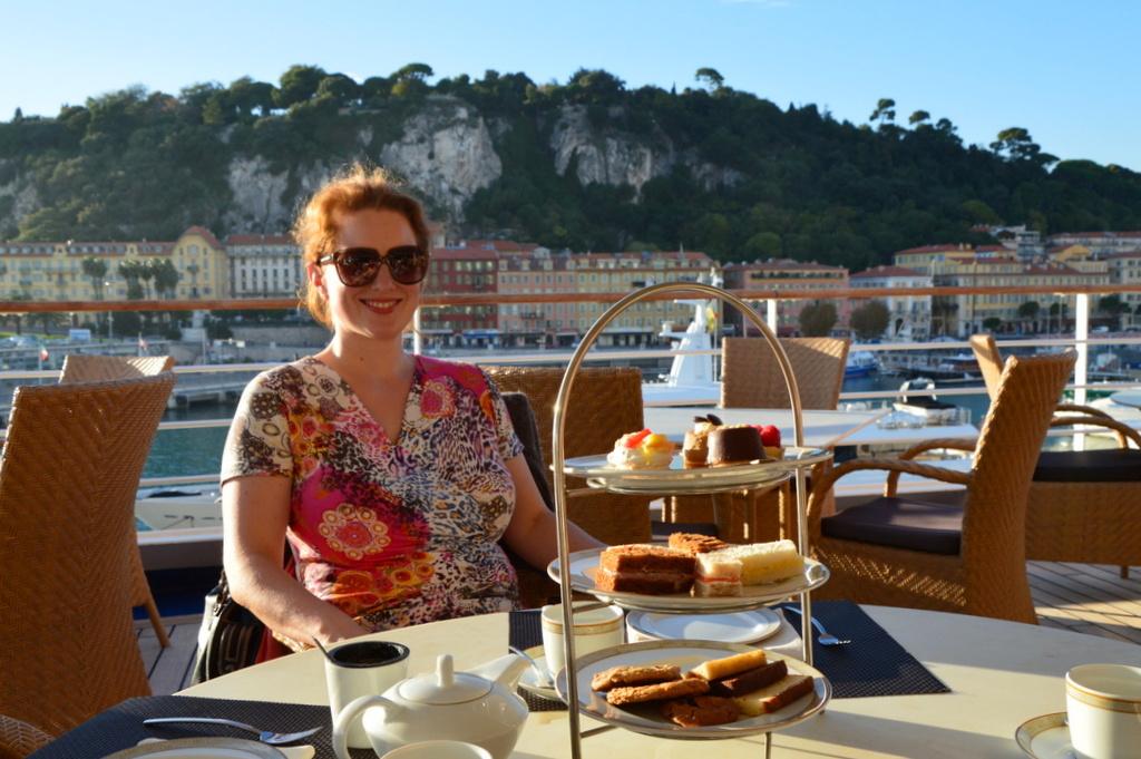 Meine Erlebnisse auf der Silver Spirit. staedtereisen kreuzfahrt europa  tui berlin silver spirit kreuzfahrt tea time 1