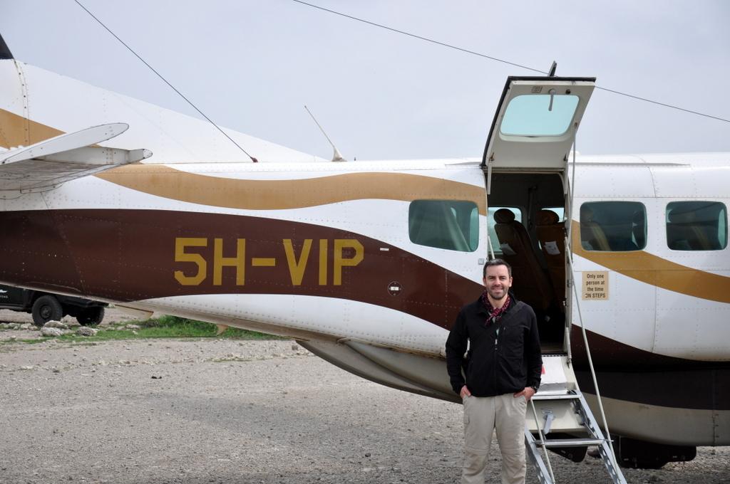 Hunderttausend Gnus und wir. Begegnungen in Tansania. tansania safari afrika  tui berlin Tansania Fly In Safari
