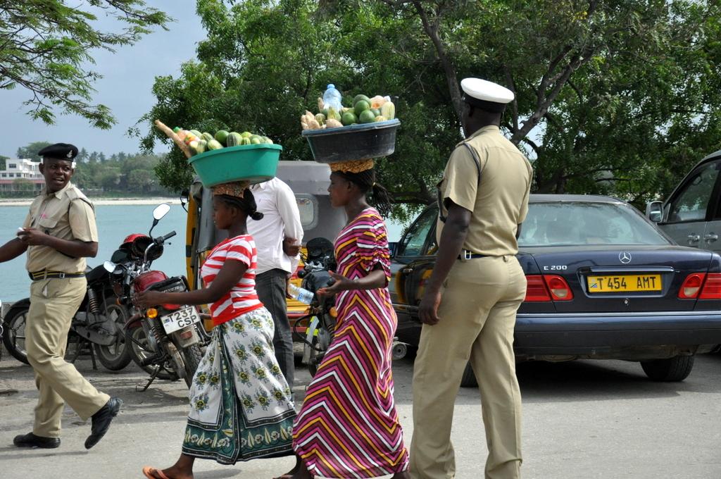 Hunderttausend Gnus und wir. Begegnungen in Tansania. tansania safari afrika  tui berlin Tansania Hafen Dar Es Salaam
