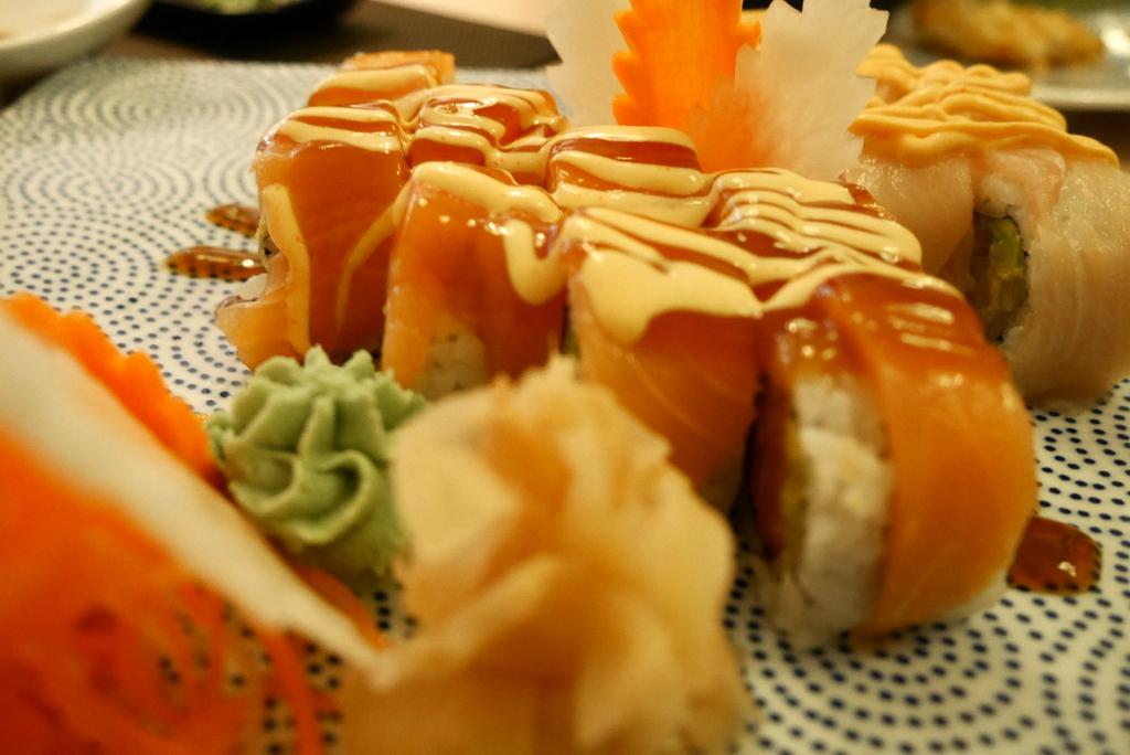 Mit den Genusshandwerkern der Europa 2 durch Asien kreuzfahrt asien  MSE2 Sushi