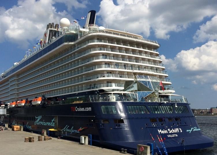 TUI Berlin, World of TUI, TUI Cruises, Mein Schiff 3, Kreuzfahrt, Reisebericht, Reiseblog, Sebastian Heinrich