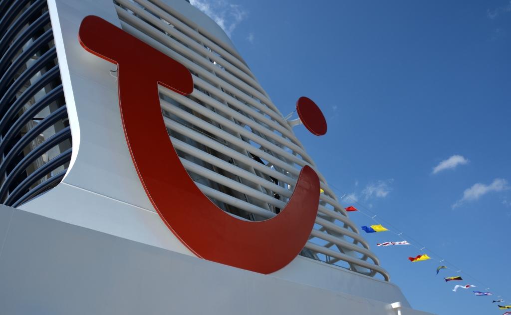 Premierenfahrt mit der Mein Schiff 3 kreuzfahrt europa  tui berlin mein schiff3 tui logo 1