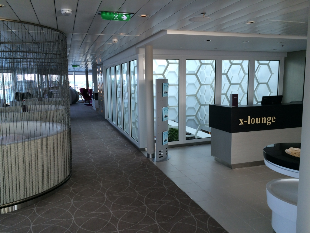 Premierenfahrt mit der Mein Schiff 3 kreuzfahrt europa  tui berlin mein schiff3 x lounge 1