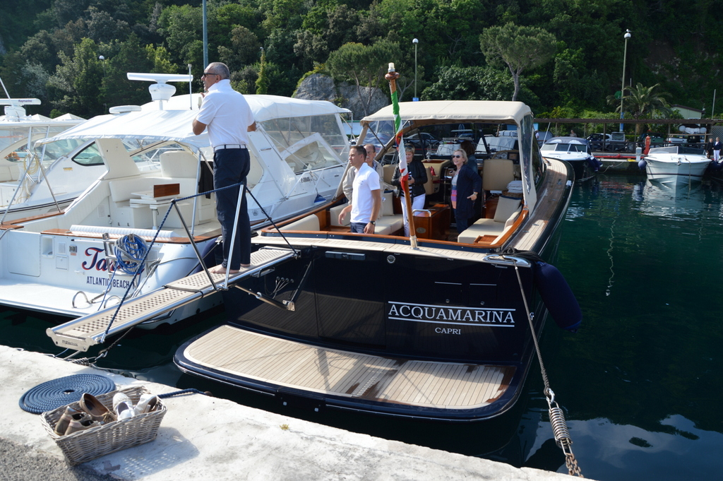 Sibylles Italienreise   von Napoli bis Amalfi staedtereisen sonne land und leute italien europa  tui belrin italien capri marina 1