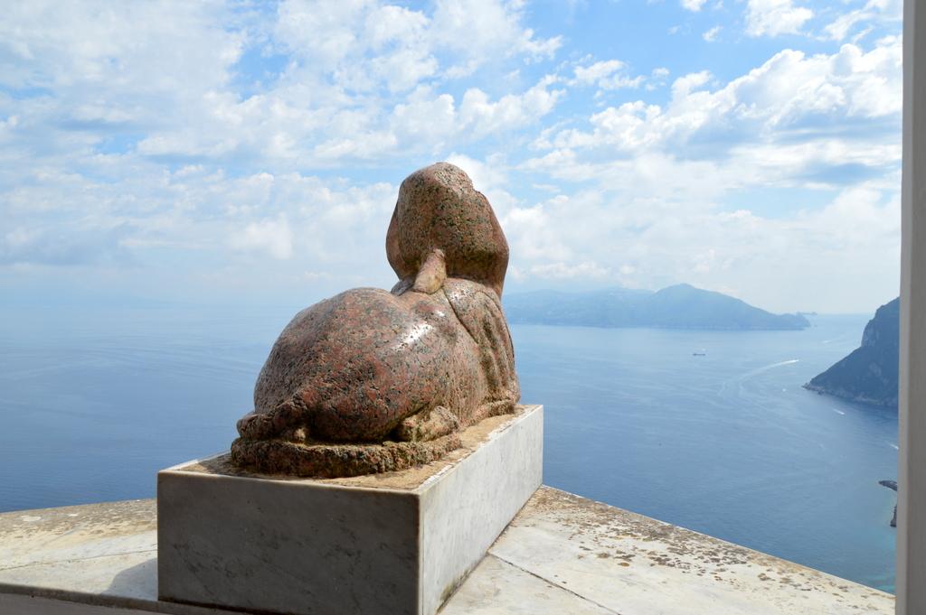 Sibylles Italienreise   von Napoli bis Amalfi staedtereisen sonne land und leute italien europa  tui berlin italien capri villa san michele 1