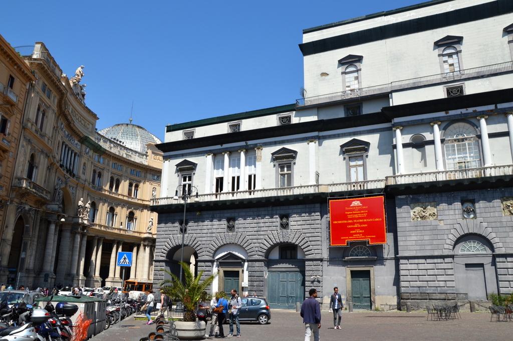 Sibylles Italienreise   von Napoli bis Amalfi staedtereisen sonne land und leute italien europa  tui berlin italien neapel oper 1