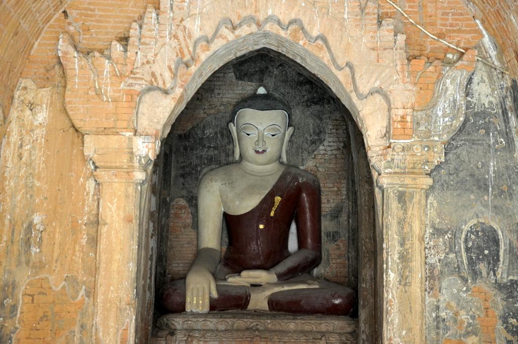 Myanmar. Von goldenen Pagoden und Einbein Fischern. sonne land und leute myanmar asien  tui berlin myanmar statue sinnbild der urspruenglichkeit 1