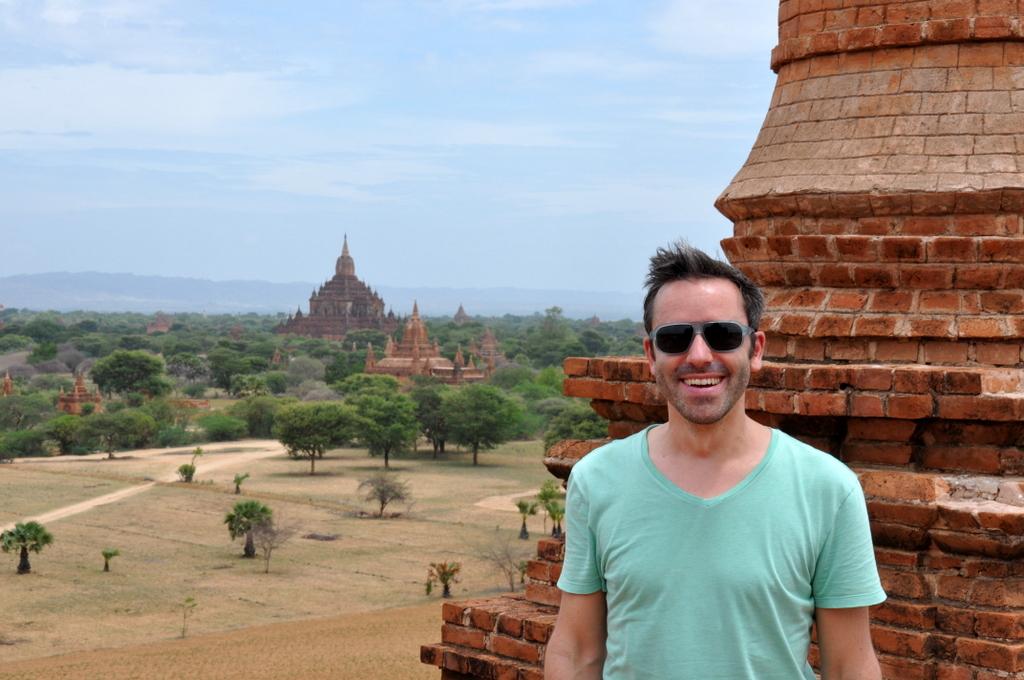 Myanmar. Von goldenen Pagoden und Einbein Fischern. sonne land und leute myanmar asien  tui berlin Myanmar Bagan Joerg Kaestner 1
