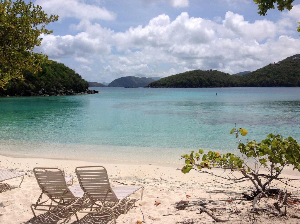 Unsere Top 10 der Traumstrände weltweit. strand indischer ozean orient europa asien karibik mittelamerika  US Virgin