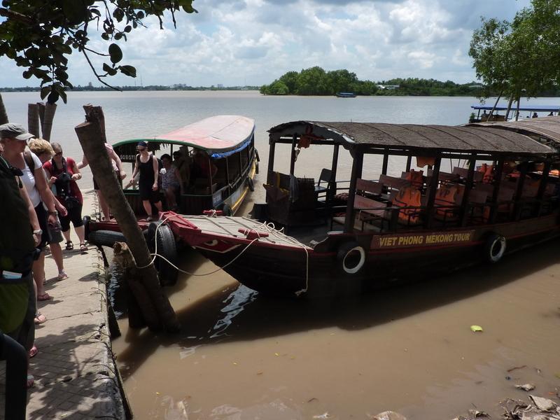 Kulinarisch unterwegs im Mekongdelta. Von Drachenaugen und Elefantenohrfischen. vietnam sonne land und leute asien  tui berlin vietnam mekongdelta tour 1