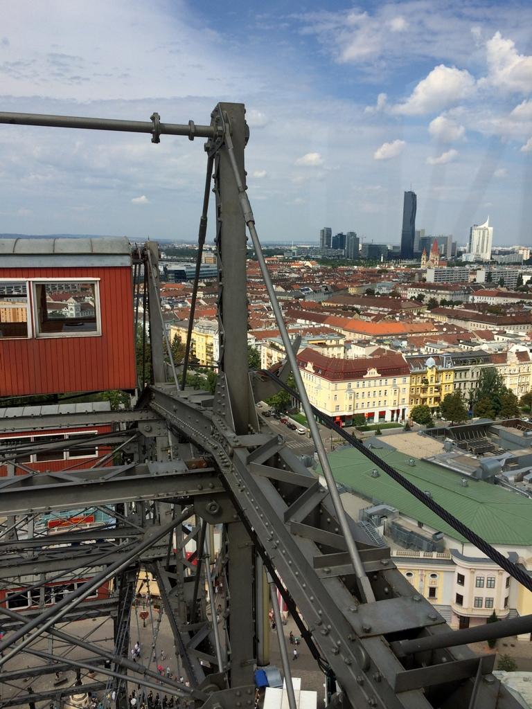 Wien und Bratislava   eine Städtekombination mit Aussicht staedtereisen oesterreich europa  tui berlin wien prater riesenrad aussicht 1