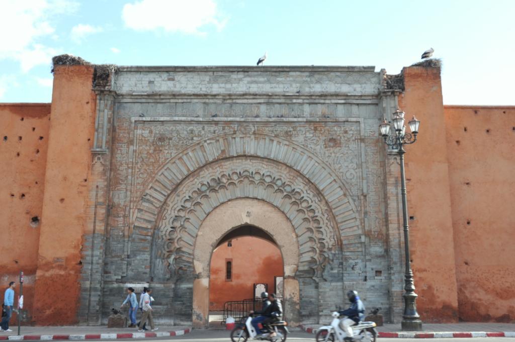 Marrakesch   Begegnungen in der Medina. staedtereisen sonne marokko afrika  DSC 68071