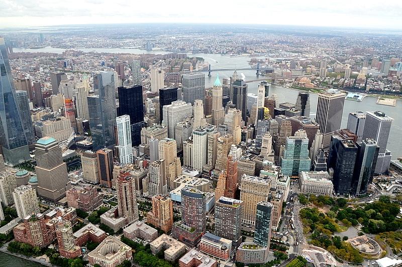 Auf Weltreise im Privatjet. Teil 1: Sylt   New York nonstop! usa staedtereisen land und leute kanada europa karibik mittelamerika  tui berlin weltreise albert ballin new york skyline helikopter