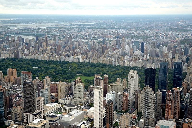 Auf Weltreise im Privatjet. Teil 1: Sylt   New York nonstop! usa staedtereisen land und leute kanada europa karibik mittelamerika  tui berlin weltreise new york central park skyline