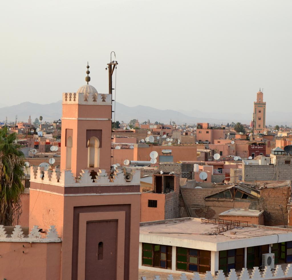 Marrakesch   Begegnungen in der Medina. staedtereisen sonne marokko afrika  DSC 0842