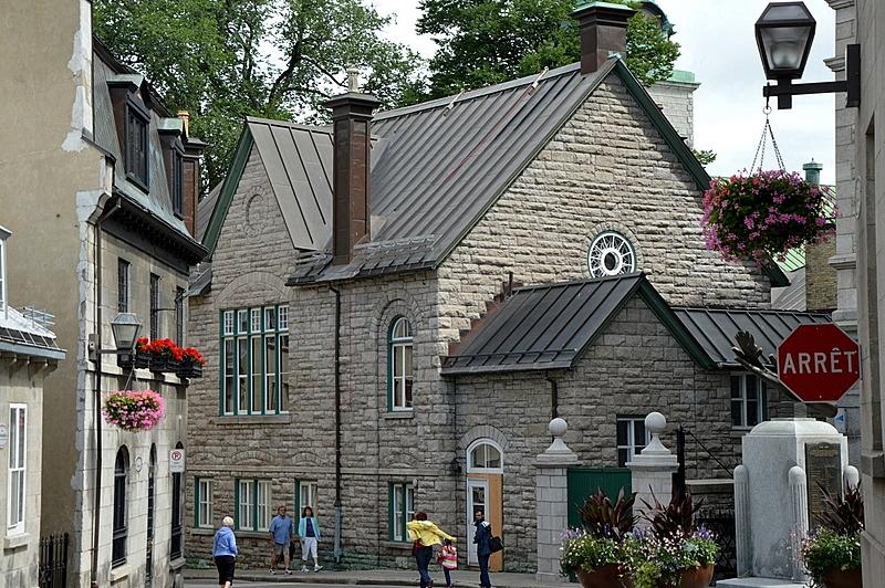 Auf Weltreise im Privatjet: Teil 2   Quebec und Tadoussac staedtereisen kanada karibik mittelamerika  tui berlin weltreise oberstadt quebec kanada