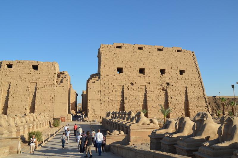 Neulich am Nil staedtereisen sonne land und leute kreuzfahrt aegypten afrika  tui berlin Aegypten Karnaktempel