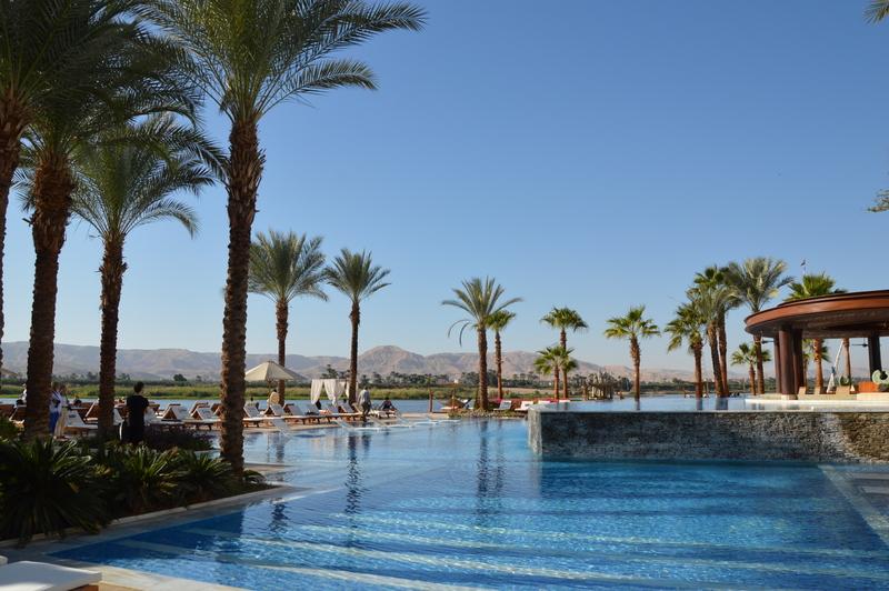 Neulich am Nil staedtereisen sonne land und leute kreuzfahrt aegypten afrika  tui berlin Aegypten Luxor Hilton