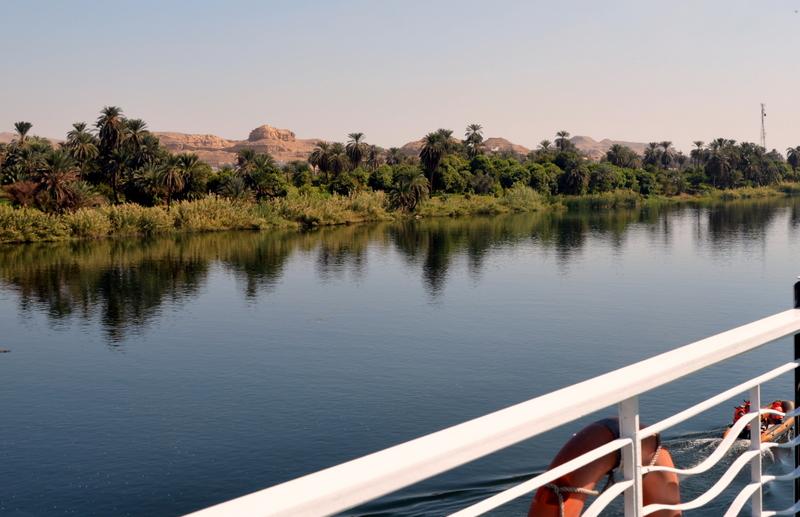 Neulich am Nil staedtereisen sonne land und leute kreuzfahrt aegypten afrika  tui berlin Aegypten Nil