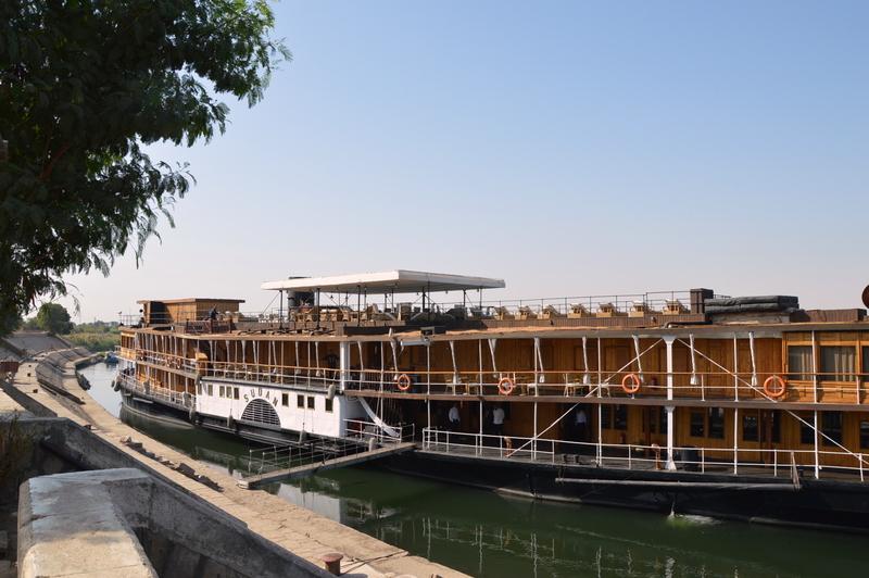 Neulich am Nil staedtereisen sonne land und leute kreuzfahrt aegypten afrika  tui berlin Aegypten Nilcruise