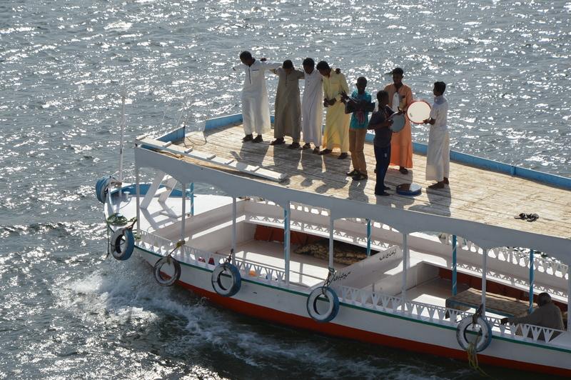 Neulich am Nil staedtereisen sonne land und leute kreuzfahrt aegypten afrika  tui berlin Aegypten Nilkreuzfahrt