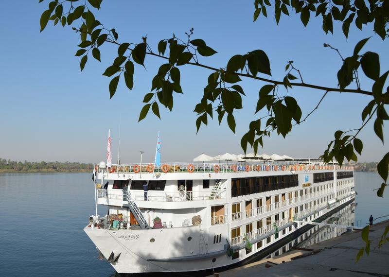 Neulich am Nil staedtereisen sonne land und leute kreuzfahrt aegypten afrika  tui berlin Aegypten Nilufer