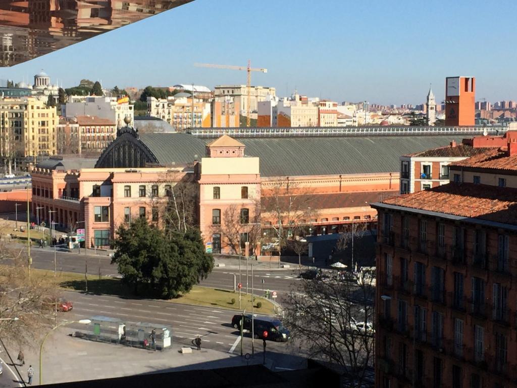 Kurze Wege in Madrid staedtereisen spanisches festland sonne reisebericht europa  tui berlin madrid atocha bahnhof