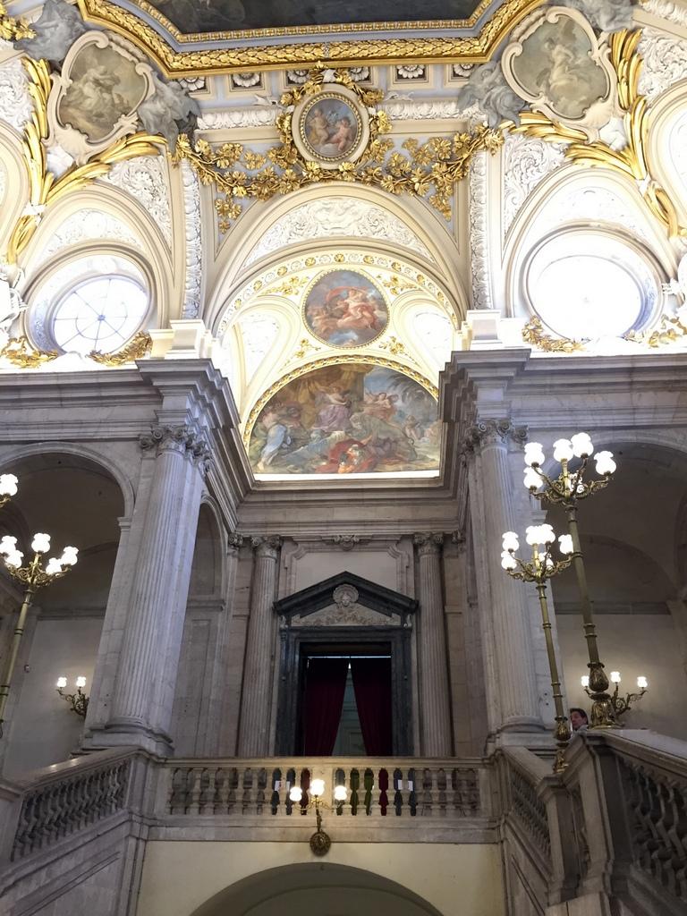 Kurze Wege in Madrid staedtereisen spanisches festland sonne reisebericht europa  tui berlin madrid palacio real de madrid