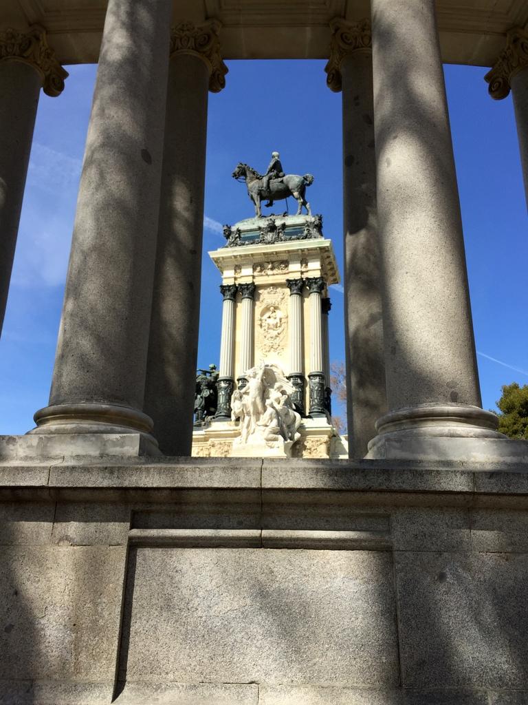 Kurze Wege in Madrid staedtereisen spanisches festland sonne reisebericht europa  tui berlin madrid parque del retiro
