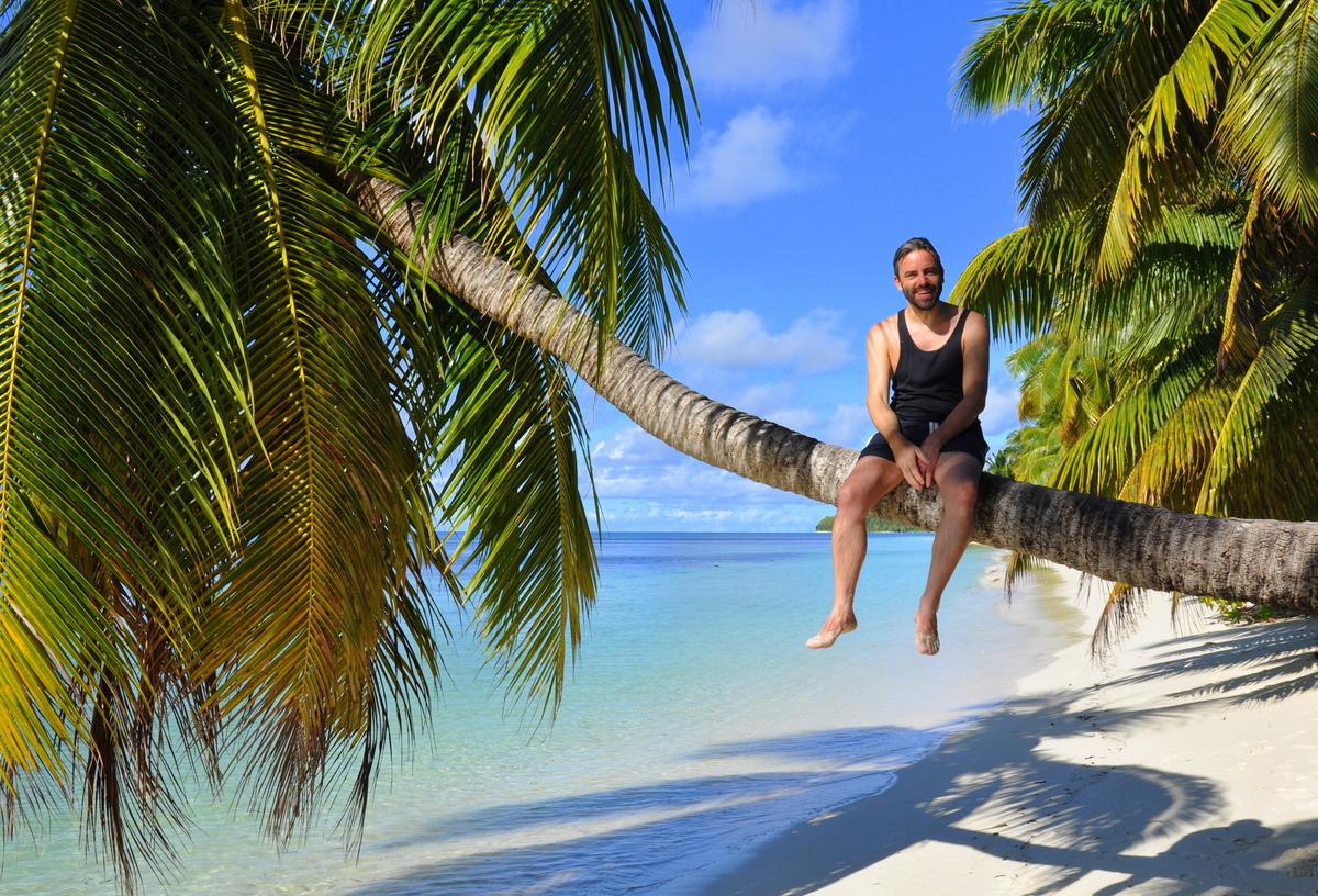 Traumtage auf den Seychellen: Desroches Island strand sonne seychellen indischer ozean orient honeymoon 2  tui berlin seychellen joerg kaestner