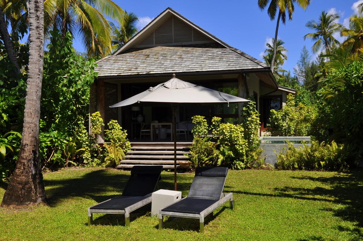 Traumtage auf den Seychellen: Desroches Island strand sonne seychellen indischer ozean orient honeymoon 2  tui berlin Seychellen Desroches Beachvilla