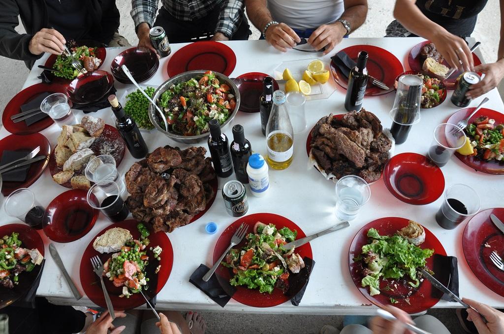 Offroad auf Kreta unterwegs   Land Rover Adventure Tour Greece 2015 sonne land und leute griechenland europa  tui berlin kreta offroad essen
