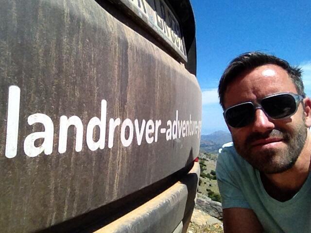 Offroad auf Kreta unterwegs   Land Rover Adventure Tour Greece 2015 sonne land und leute griechenland europa  tui berlin kreta offroad joerg